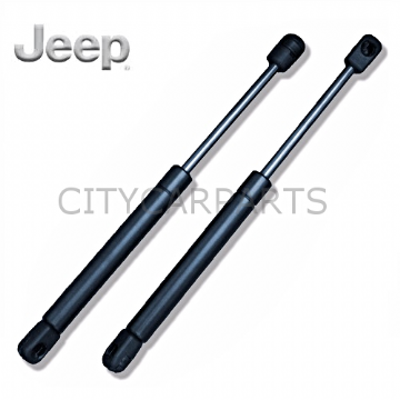 2X FOR JEEP GRAND CHEROKEE WG/ WJ 4X4 1999-2004 GAS BONNET FRONT SUPPORT STRUTS